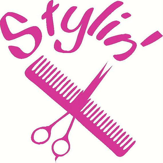 570x570 Hair Stylist Scissors Clip Art Clipart