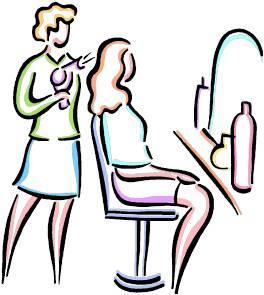 264x295 Nail Salon Clipart