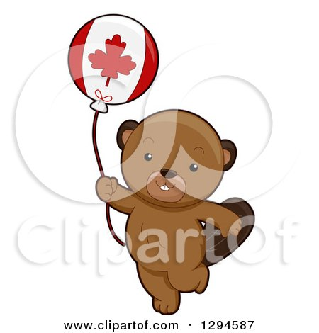 450x470 Beaver Clipart Happy