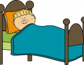 322x250 Collection Of Kid In Bed Clipart High Quality, Free Cliparts