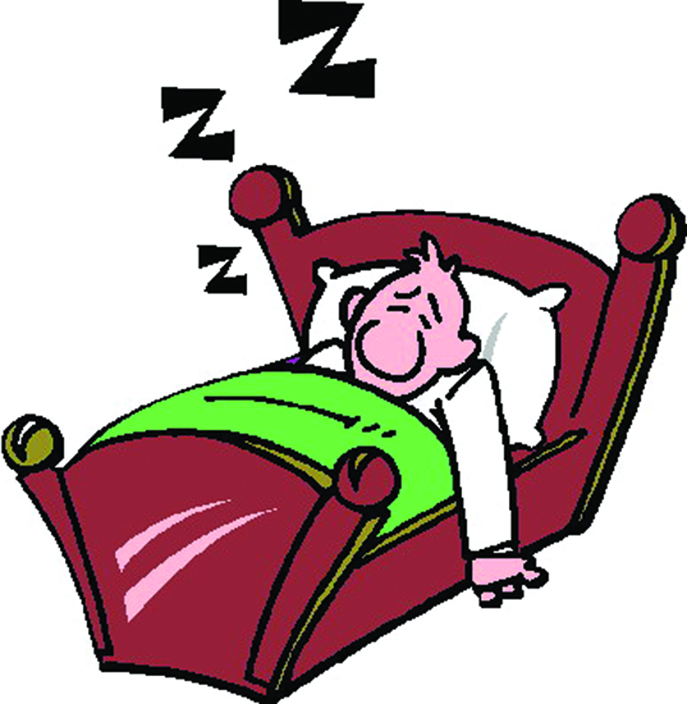 984x1008 Sleep Clip Art Free Clipart Images Cliparting