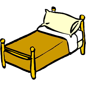 300x300 Bed Clipart Bed 1 Clipart, Cliparts Of Bed 1 Free Download (Wmf