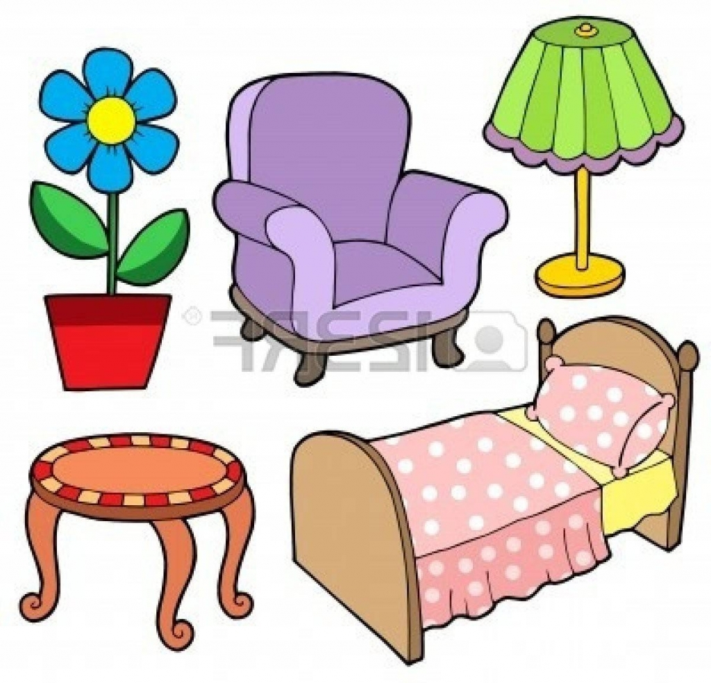 1024x983 Chair Clipart Bedroom Furniture Pencil And In Color Chair Inside