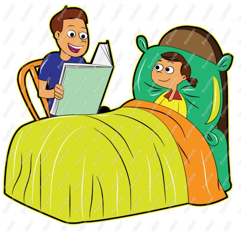 800x768 Bedtime Story Clipart Hd Letters