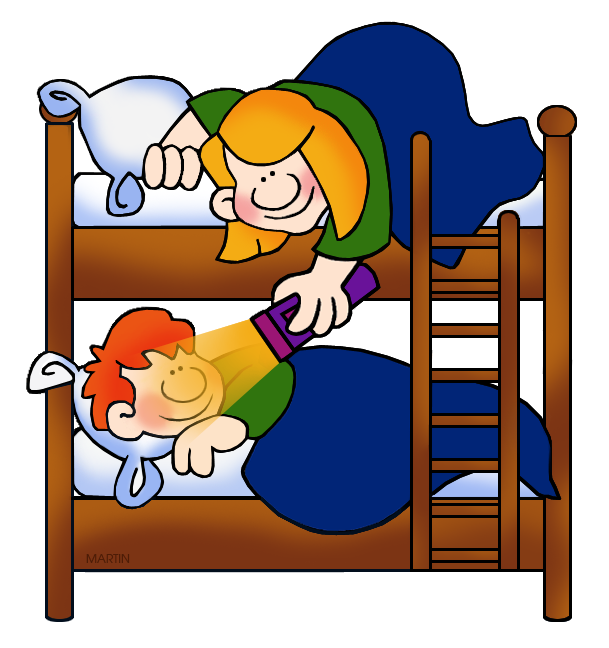 609x648 Family And Friends Clip Art By Phillip Martin, Bed Time