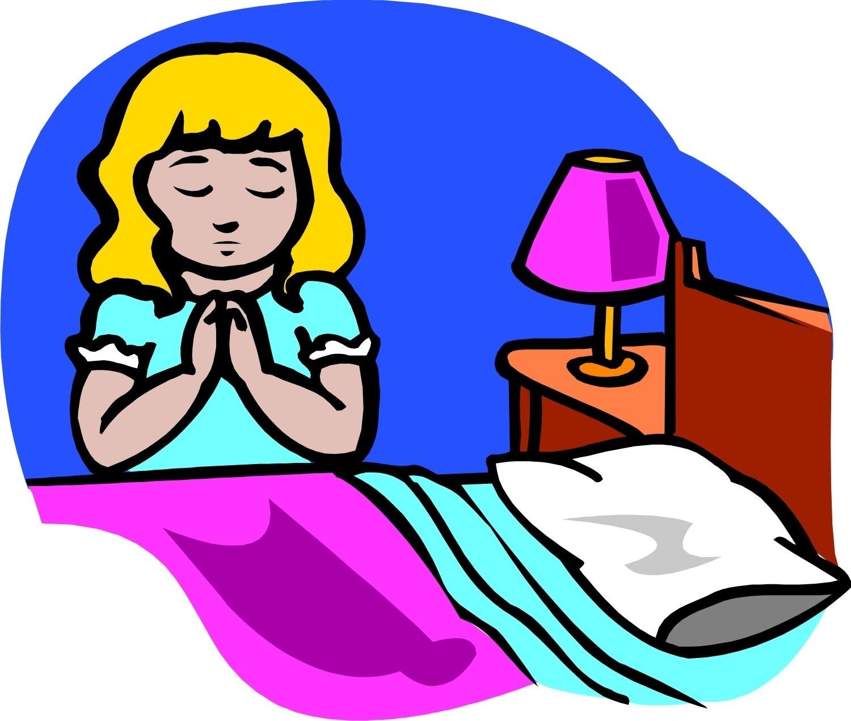 1500x1271 Kids Bedtime Prayer Clipart Prayer Clipart