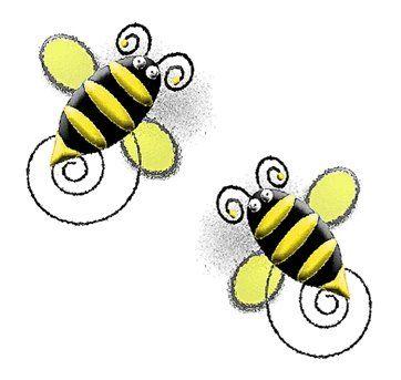 362x343 Cute Bumble Bee Clip Art Clipart Pollinators Clip