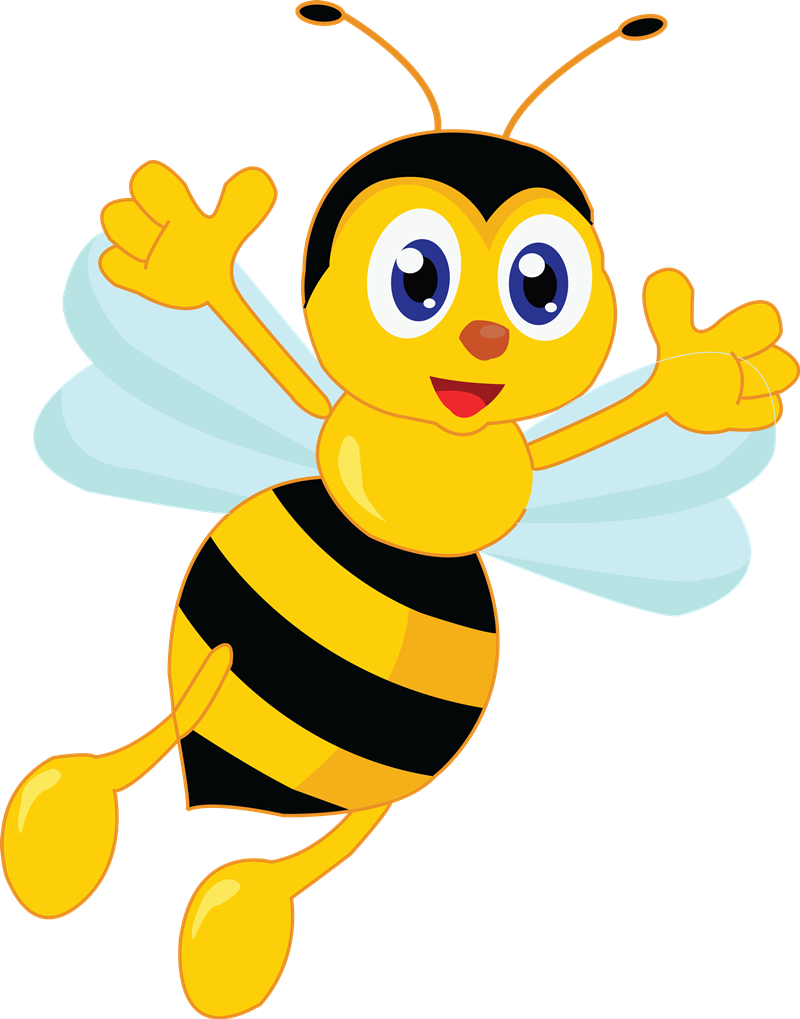 800x1019 Honey Bee Clip Art Free Collection Download And Share Honey Bee
