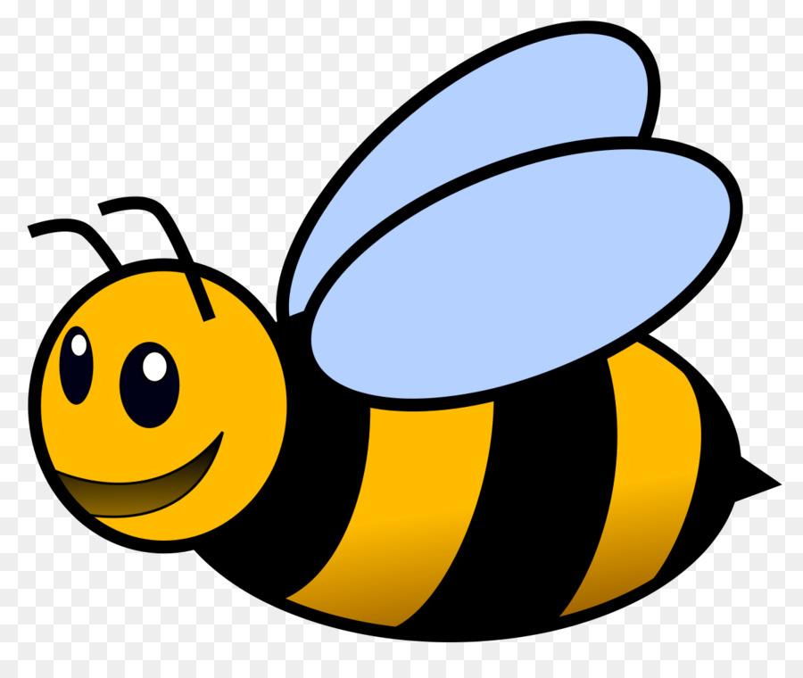 900x760 Honey Bee Cartoon Clip Art