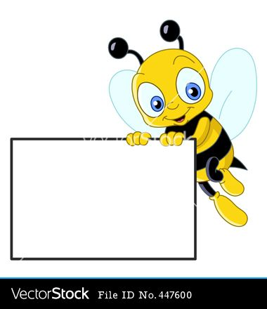 380x440 This Cute Bees And Flowers Image Is Available Clipart