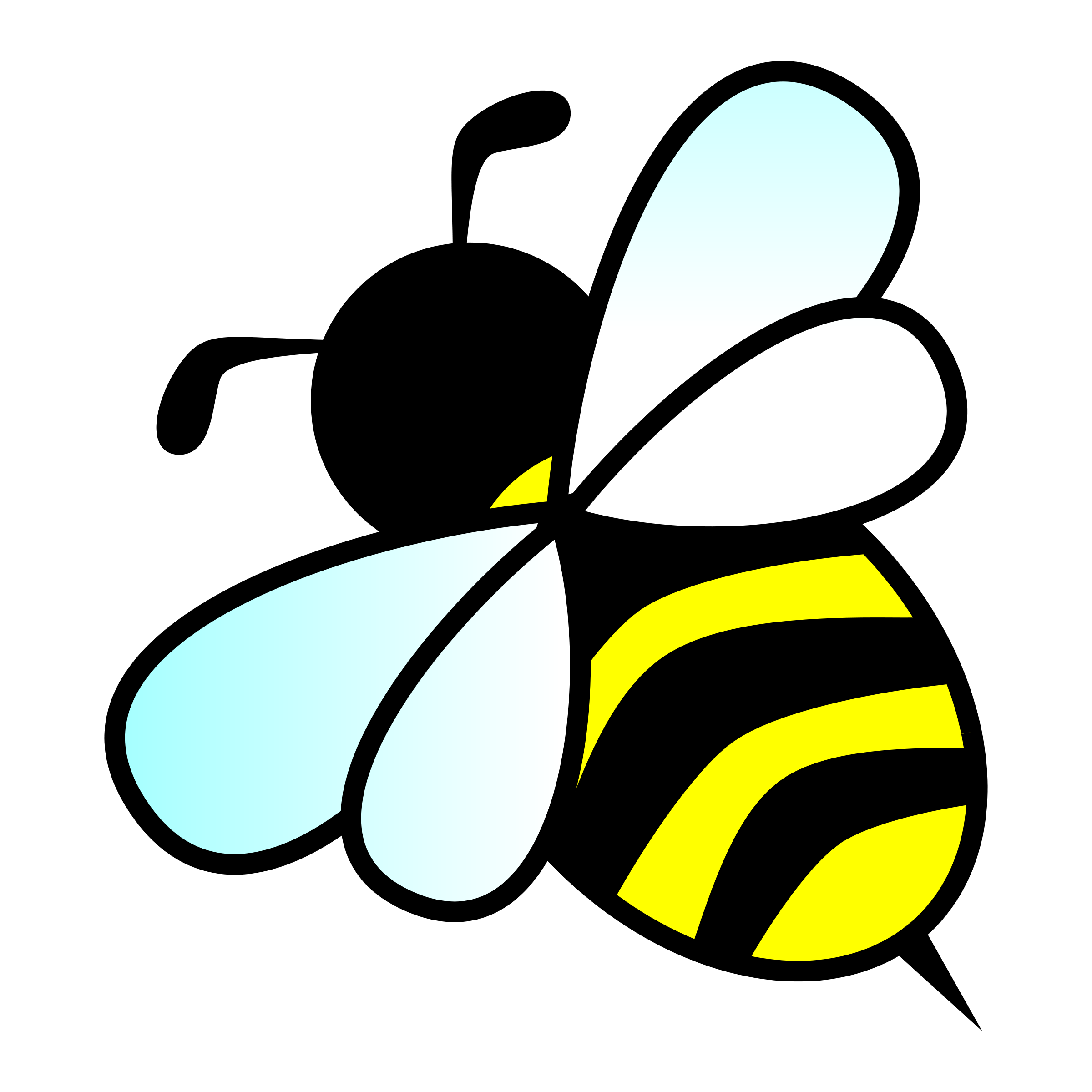 2400x2400 Bee Clipart Cartoon Images Download