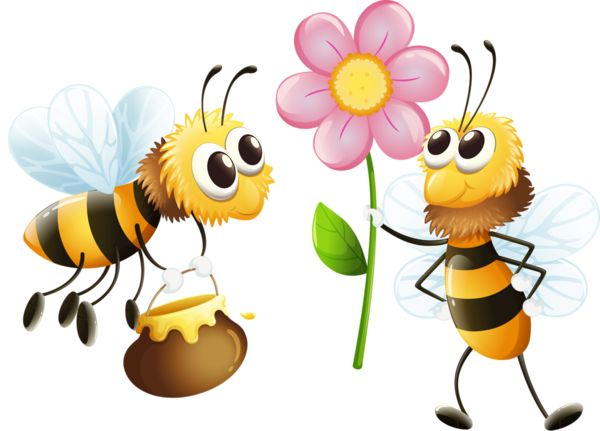 600x431 115 Best Honey Bees (Abeilles) Clip Art Images On Bees