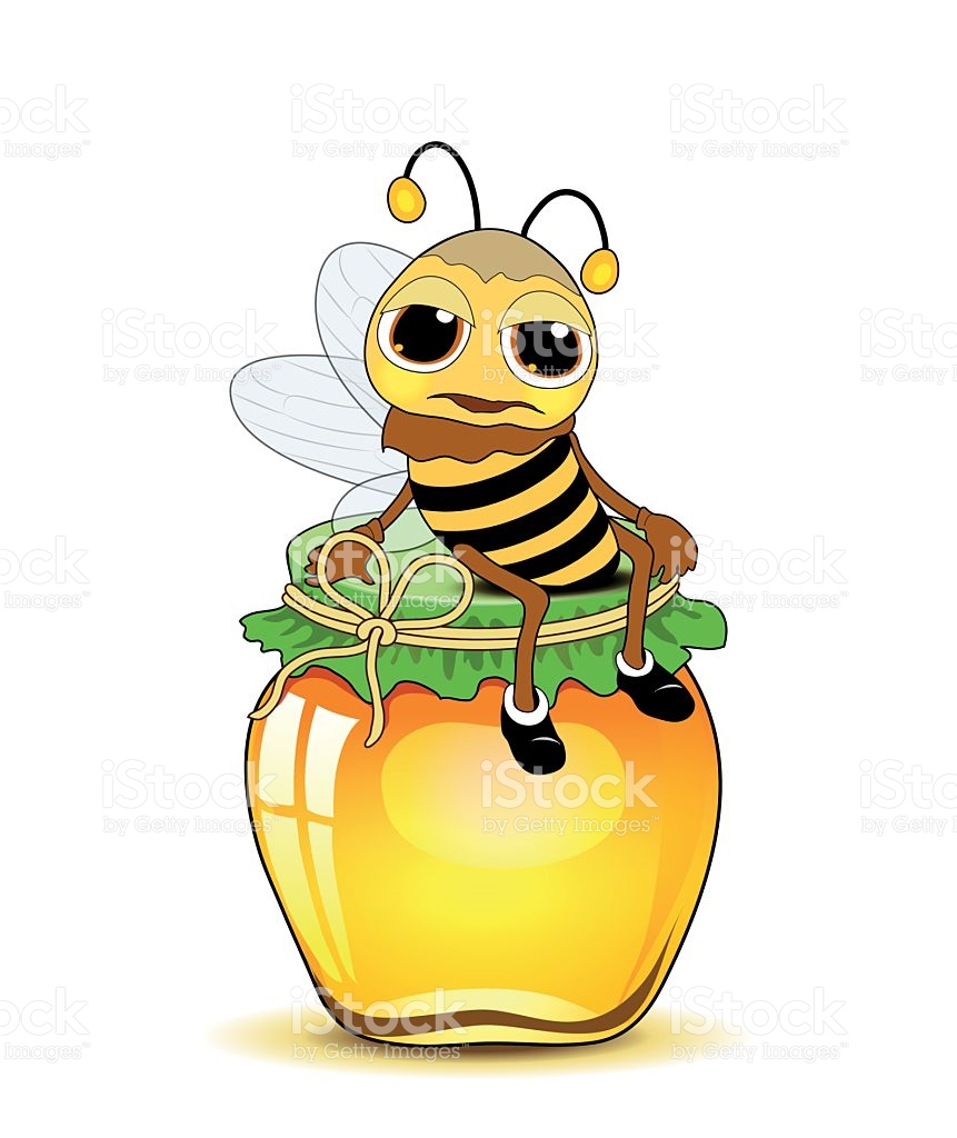 861x1024 Bees Clipart Tired