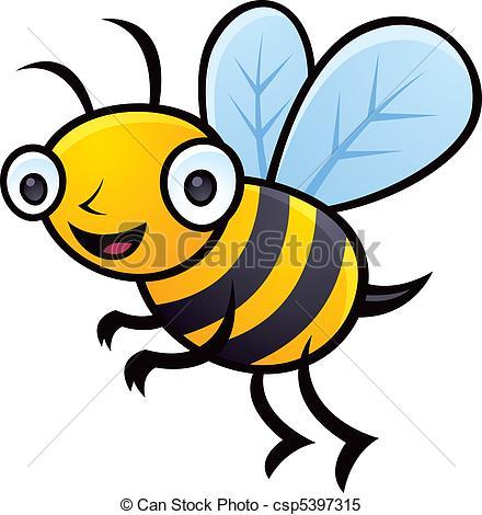 440x470 Bumblebee Clip Art