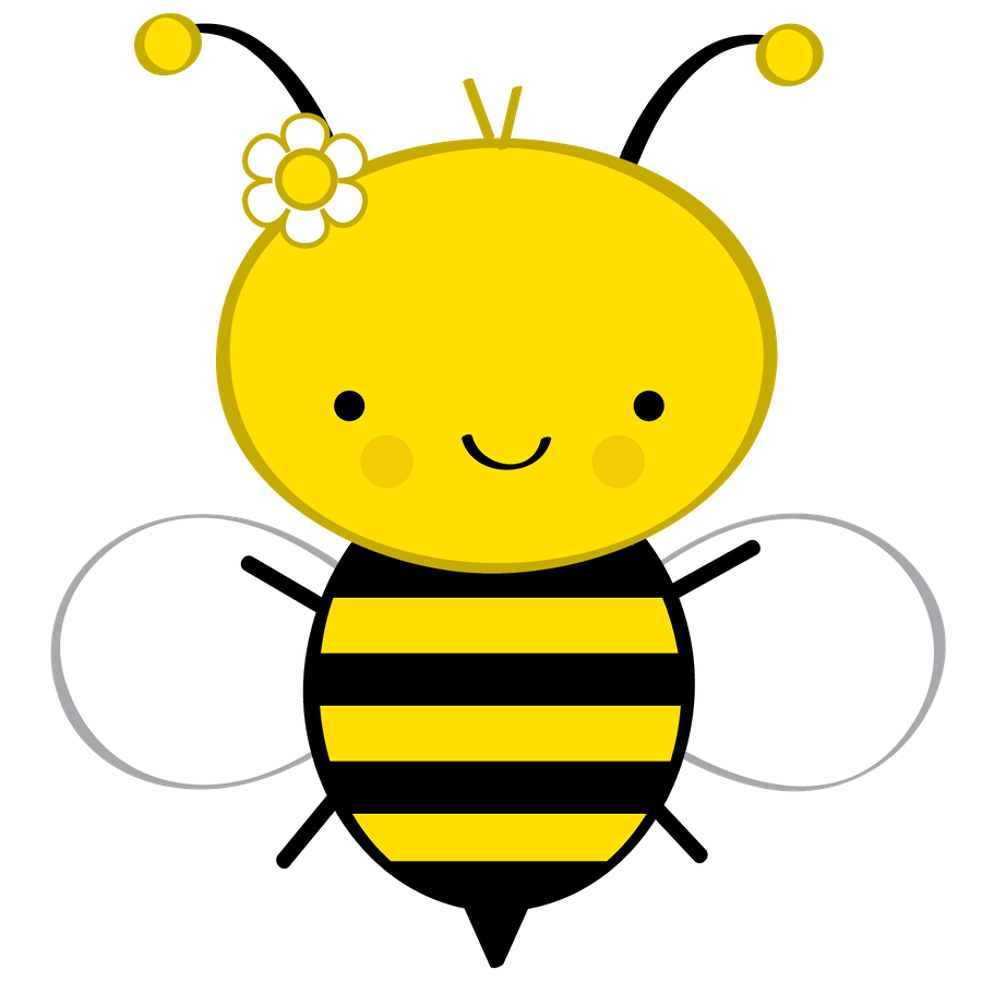900x900 Cartoon Bumble Bee Find Here More Than
