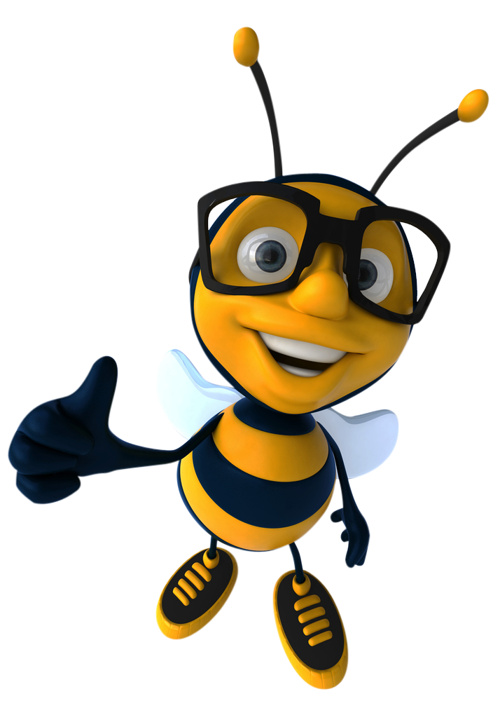714x1000 Clipart For U Bee Movie