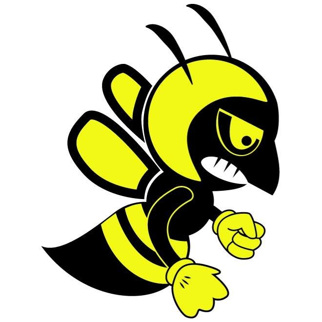 660x660 Free Fighting Bee Vector Clip Art.eps Psd Files, Vectors
