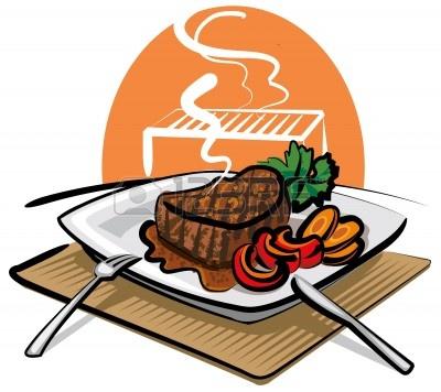 400x356 Steak Free Beef Clipart Clip Art Image