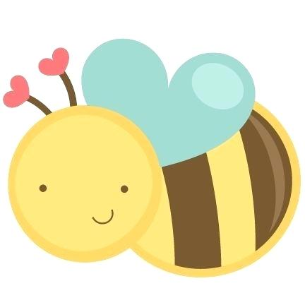 432x432 Bee Clip Art Images Free Bees Flying Cute Honey Bee Free Clip Art