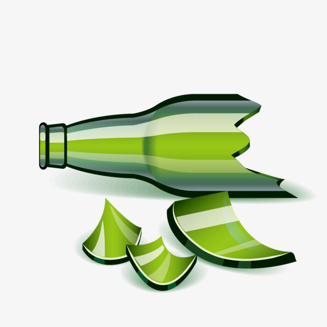 650x651 Broke Beer Bottles, Broken Bottles, Beer, Bottle Png And Vector