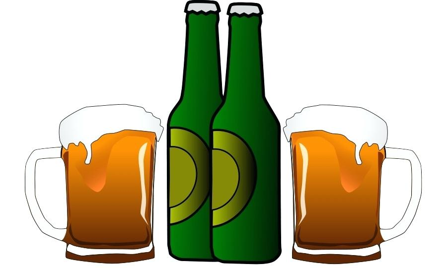 900x540 Free Clip Art Beer National Beer Day Vector Illustration In Flat