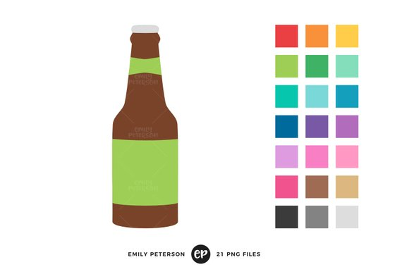 570x379 Beer Bottle Clip Art Beer Clipart Sports Clip Art