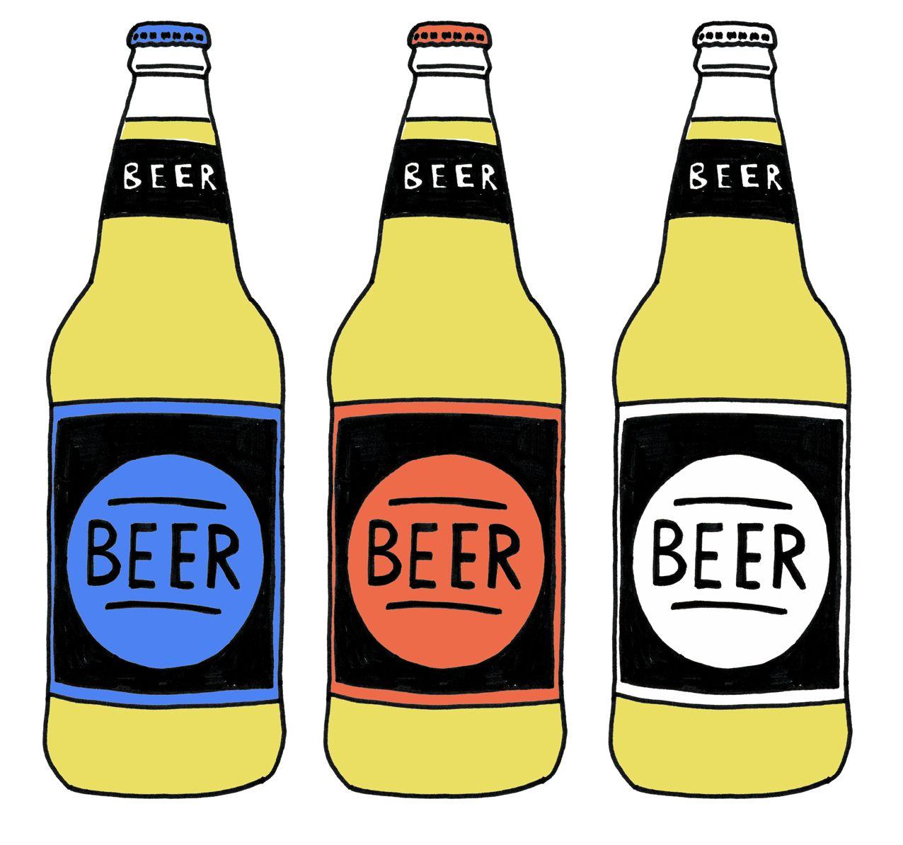 1276x1194 Beer Bottle Clipart