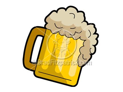 432x324 Cartoon Beer Clipart Picture Royalty Free Beer Mug Clip Art