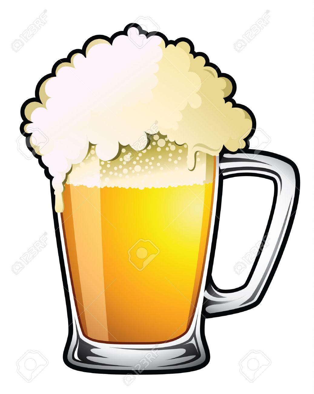 1037x1300 Draft Beer Clip Art