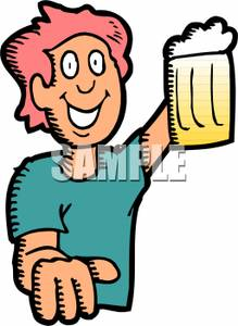 219x300 Drink Beer Clipart, Explore Pictures