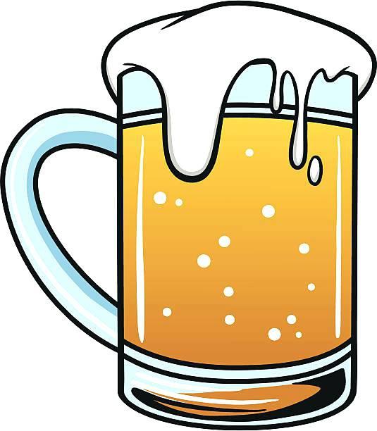 535x612 Free Clip Art Beer Drawn Beer Beer Tankard Drawn Beer Beer Tankard