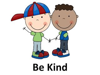 Being Kind Clipart
