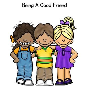 350x350 Being A Good Friend Adapted Book For Early Childhood Special