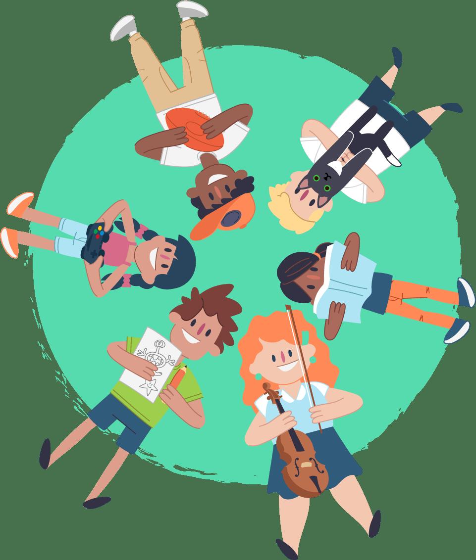 961x1132 Being Ok With Being Different Kids Helpline
