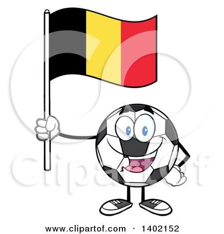 450x470 Royalty Free (Rf) Belgium Flag Clipart, Illustrations, Vector