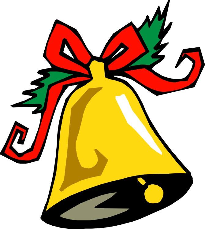 670x749 Christmas Bells Image