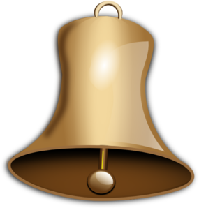 285x298 Download Bell Clipart Clipartmonk