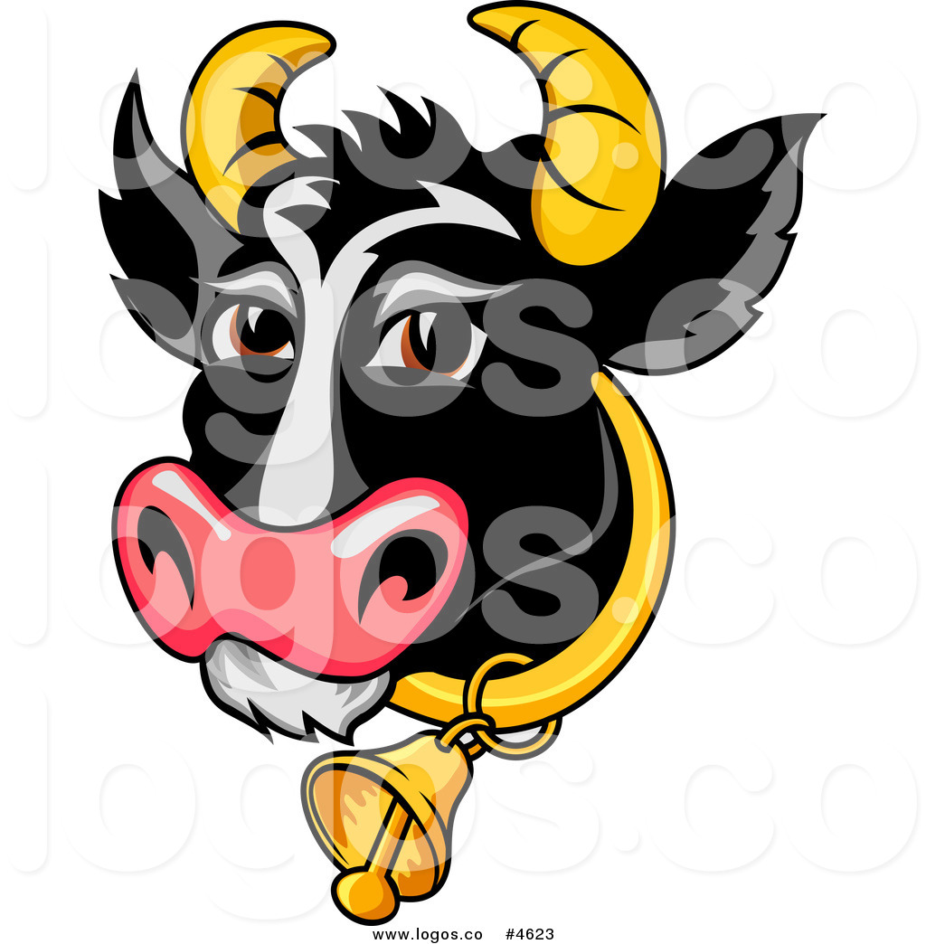 1024x1044 Bell Clipart Cow