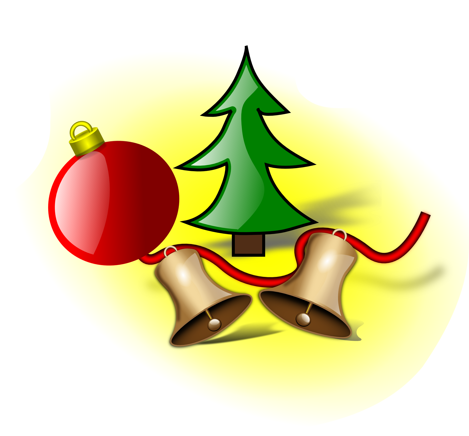1969x1831 Jingle Bell Clip Art
