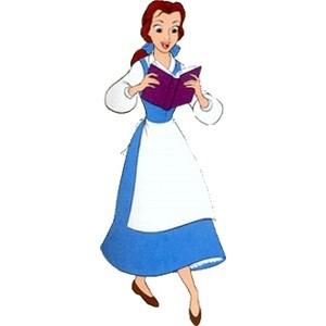 300x300 Dress Clipart Princess Belle