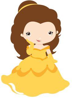 236x325 Princess Belle Clipart Cute