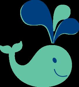 270x297 Whale Clip Art