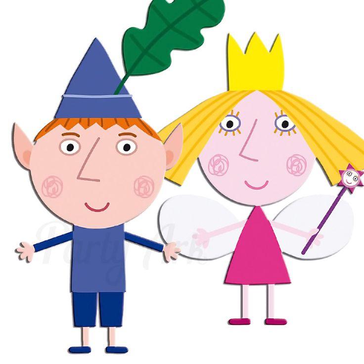 736x736 Best Ben Amp Holly's Little Kingdom Happy Birthday Images