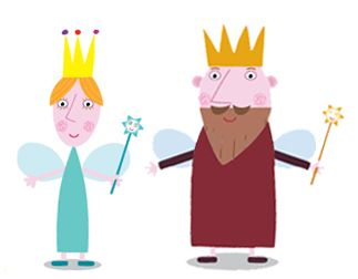 323x252 32 Best Ben And Holly's Little Kingdom Images On Ben
