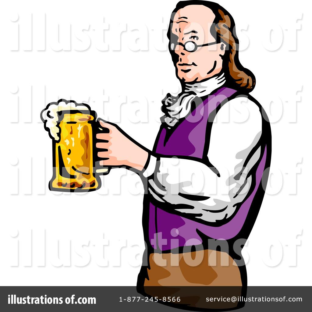 1024x1024 Benjamin Franklin Clipart