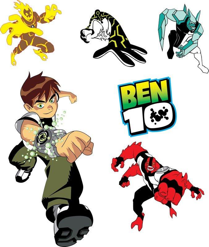 676x797 Free Ben10 Character Psd Files, Vectors Amp Graphics