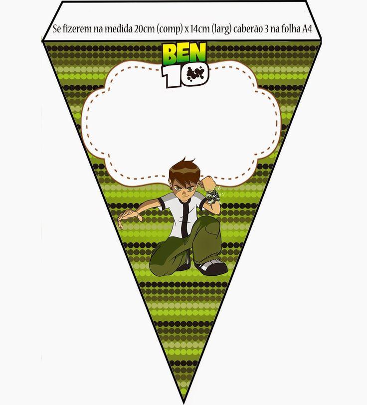 736x812 55 Best Ben 10 Party Images On Ben 10 Party, Billboard
