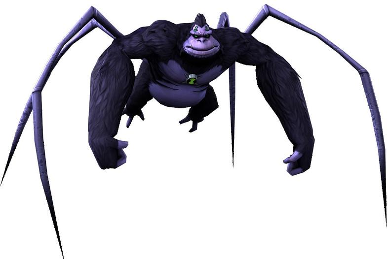 790x526 Spider Monkey Clip Art