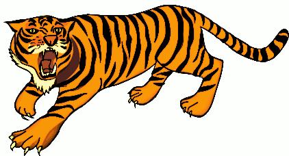 422x228 Top 89 Bengal Tiger Clip Art