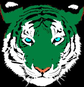 291x299 Bengal Tiger Clip Art